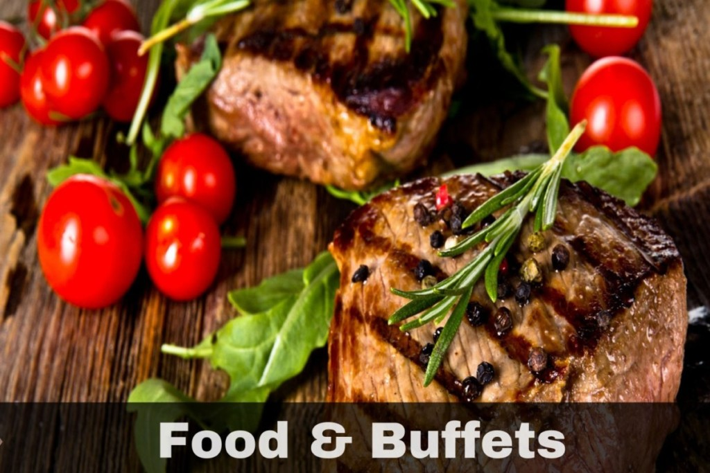 food and buffets in las vegas