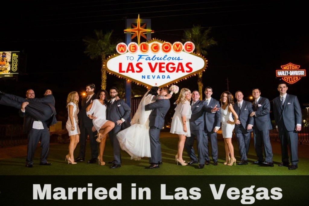getting married in las vegas