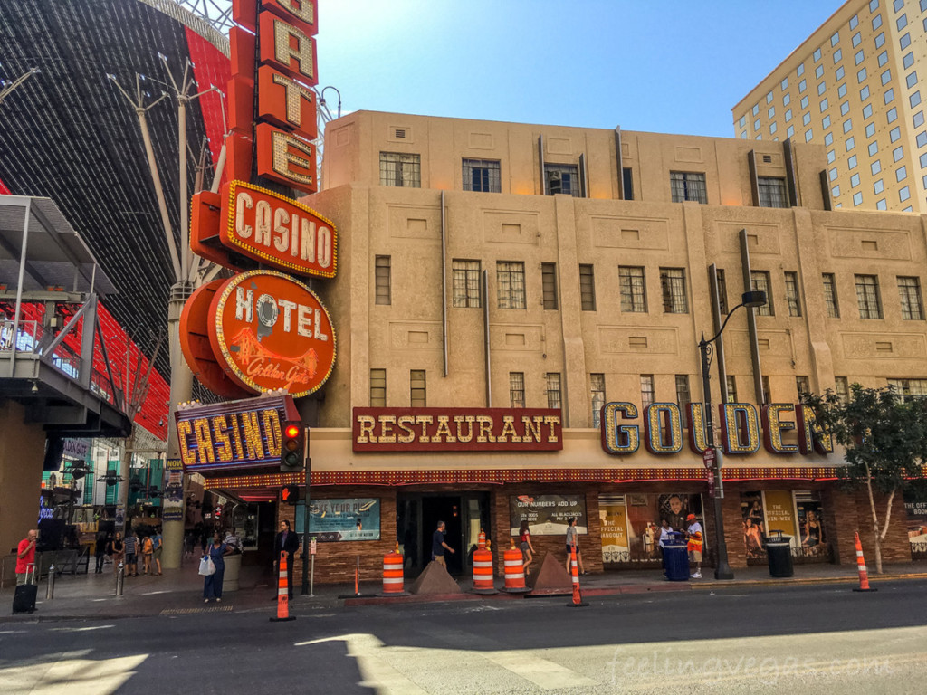 The Golden Gate at the Fremont Experience