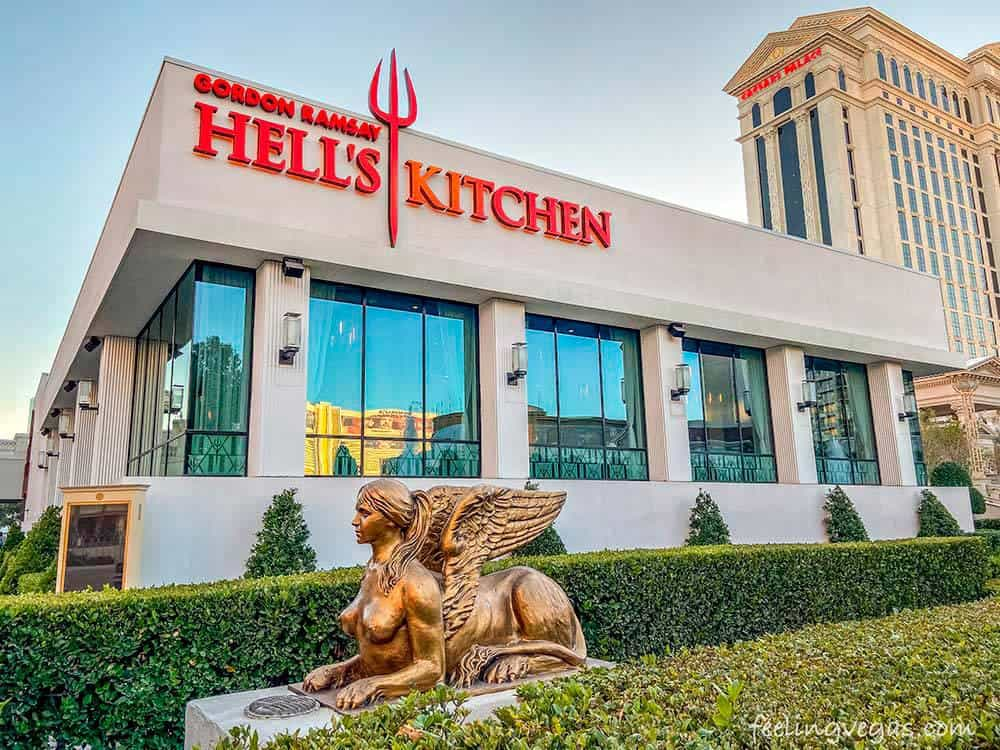 Hell's Kitchen Restaurant in Las Vegas