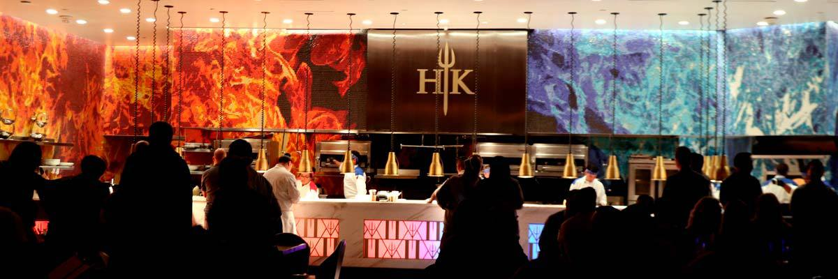 Hell's Kitchen Las Vegas interior
