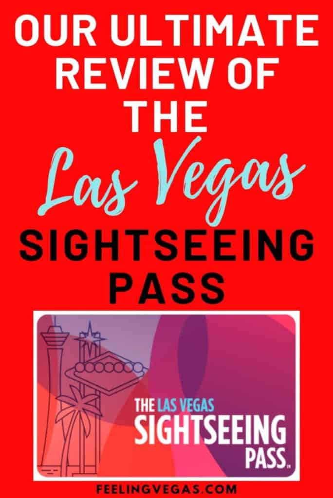 Las Vegas Sightseeing Pass Review