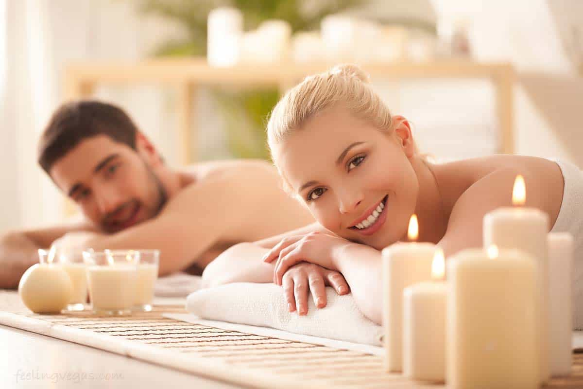 Couples massage in Las Vegas