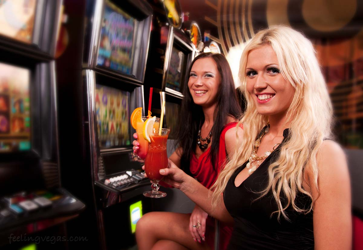 Are Drinks Free In Las Vegas Casinos Yes If You Know How Feeling Vegas