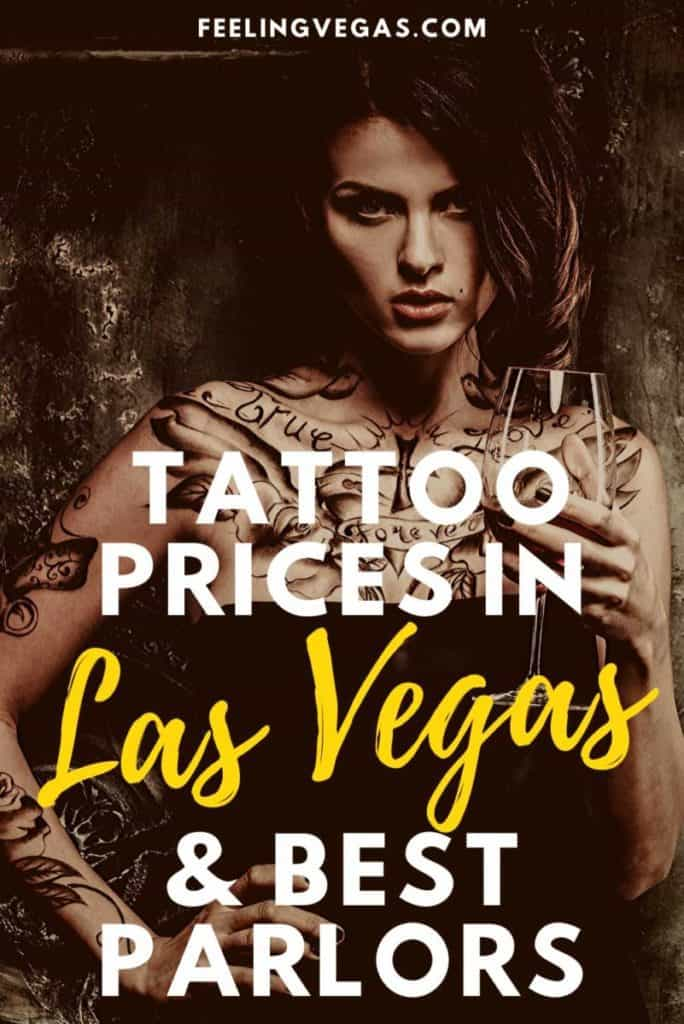 Tattoo Prices in Las Vegas & Best Parlors. Are tattoos more expensive in Vegas?