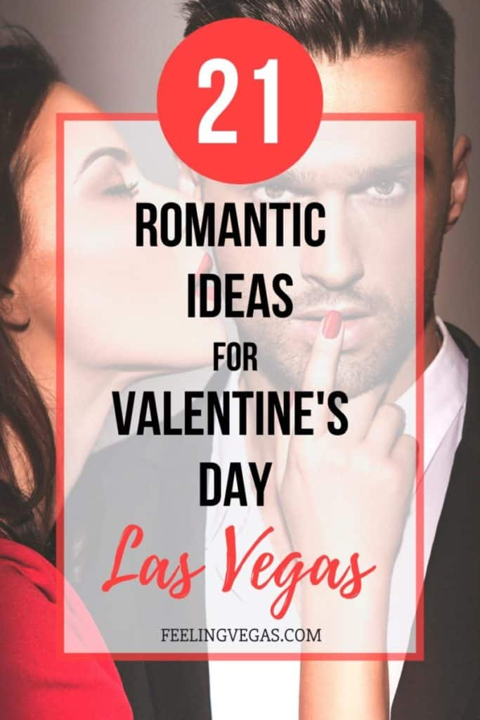 Romantic things to do on Valentine's Day in Las Vegas