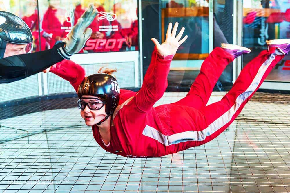 Las Vegas Indoor Skydiving: Everything You Need to Know – Feeling ...