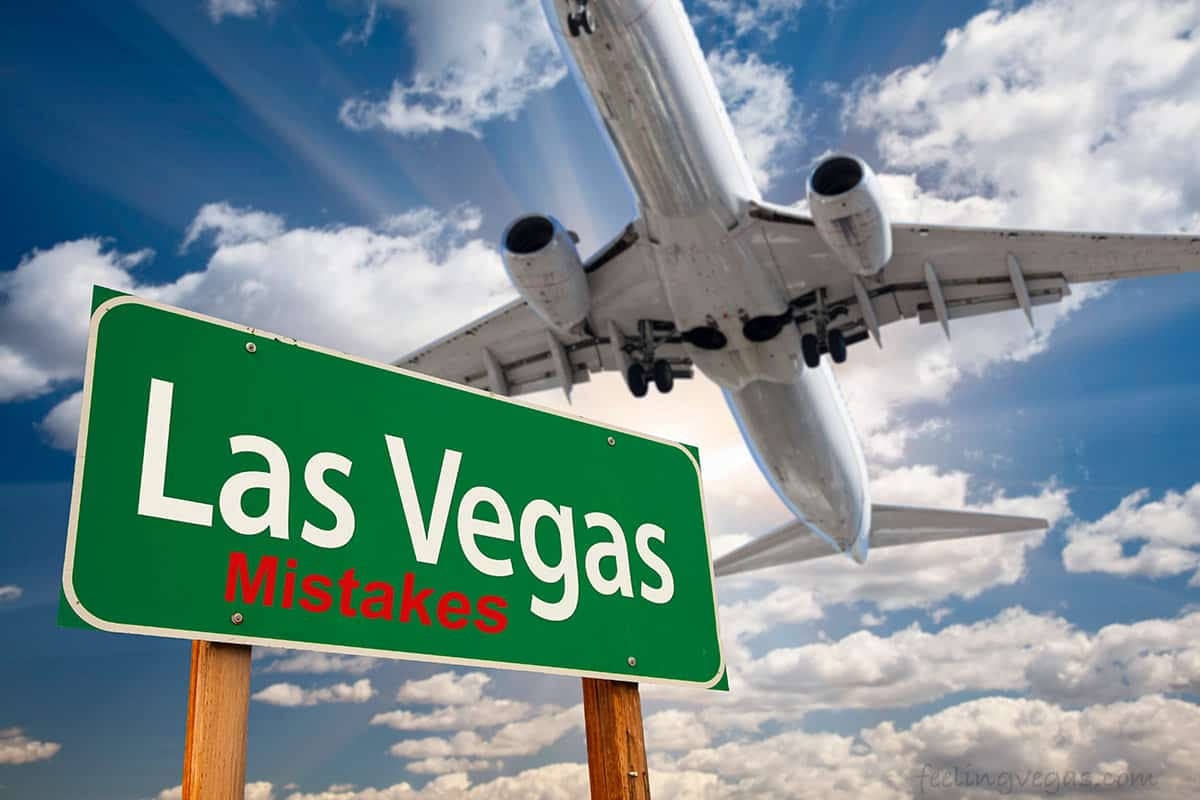 Mistakes to avoid in Las Vegas