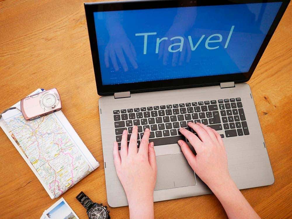 Las Vegas online travel planning