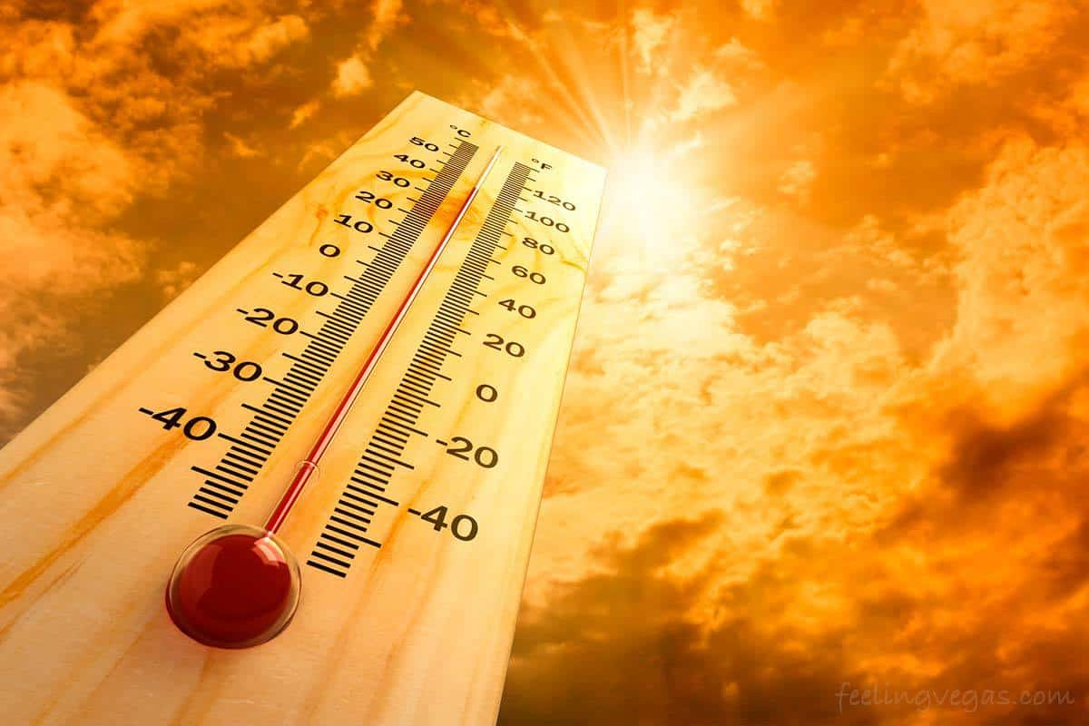 Find out why Las Vegas so hot.