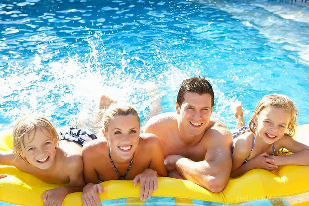 Things to do in Las Vegas for kids and families.