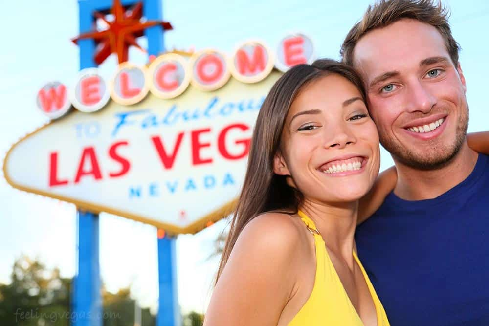 Romantic things for couples to do in Las Vegas.