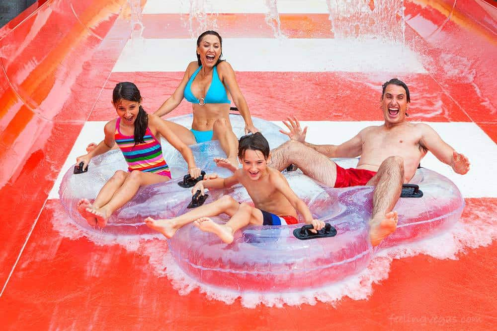 Best water parks in Las Vegas