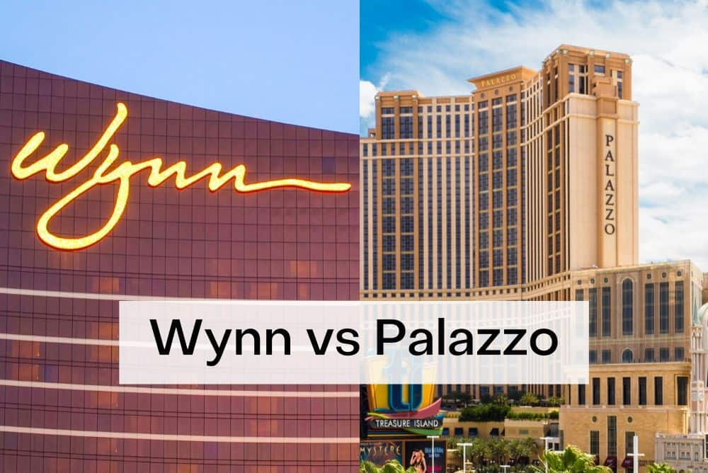 Wynn vs Palazzo: Which one's better?