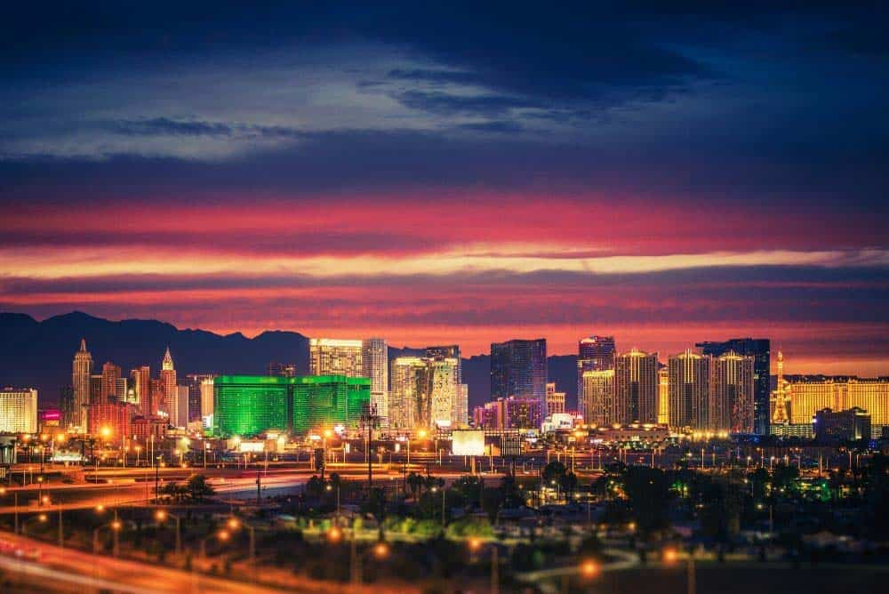 Is Las Vegas a good place to live with COPD