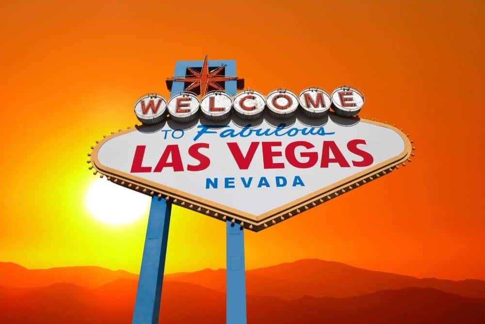 Welcome to Las Vegas truckers
