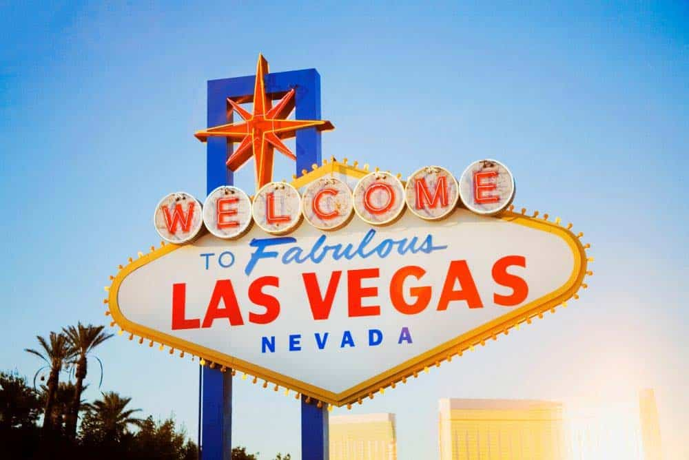 Moving to Las Vegas from the UK