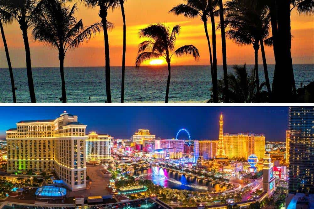 How to move from Hawaii to Las Vegas