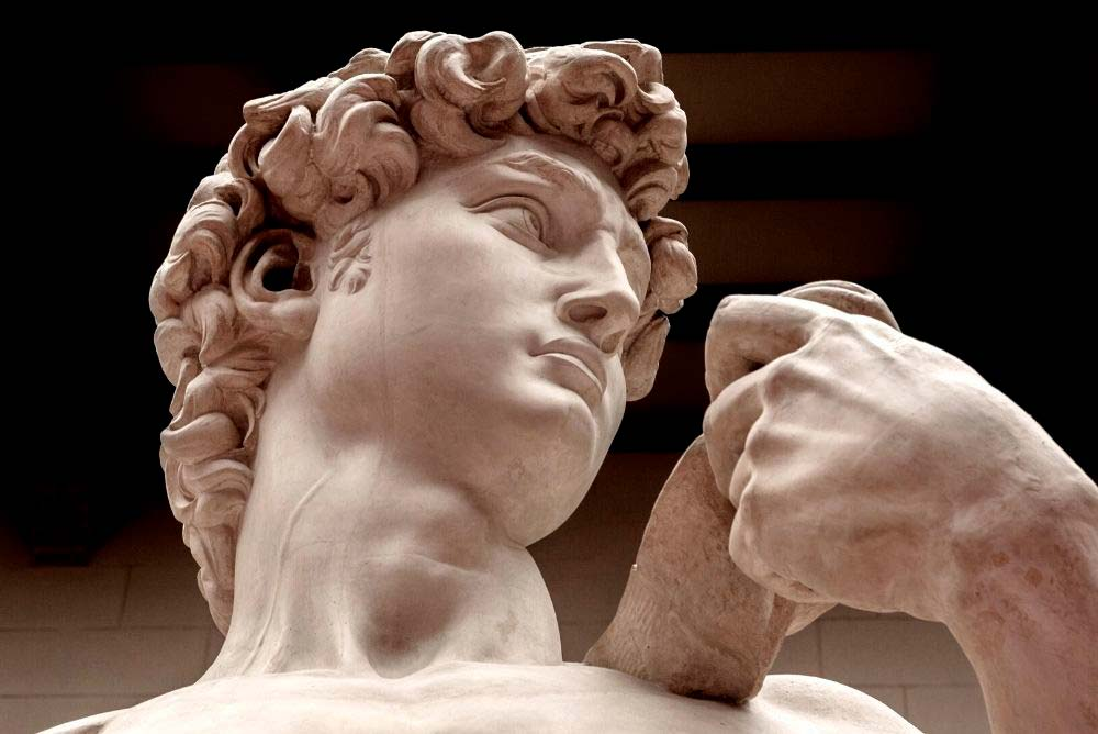 Which Las Vegas Hotel Has a Replica of The Statue of David? (Pictures)
