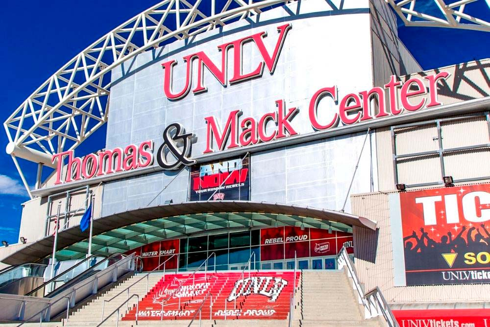 University of Nevada Las Vegas UNLV