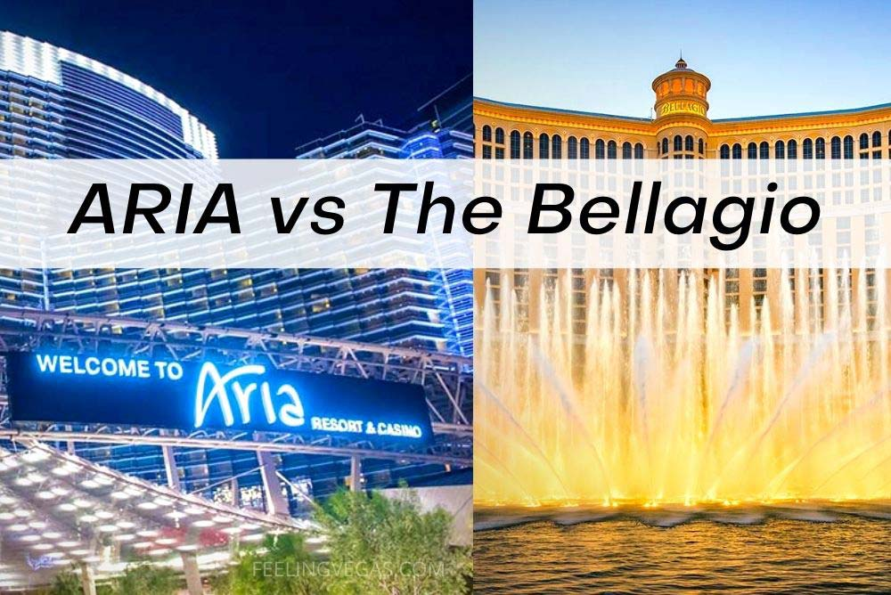 Aria vs. Bellagio: Which Las Vegas Hotel is Better?