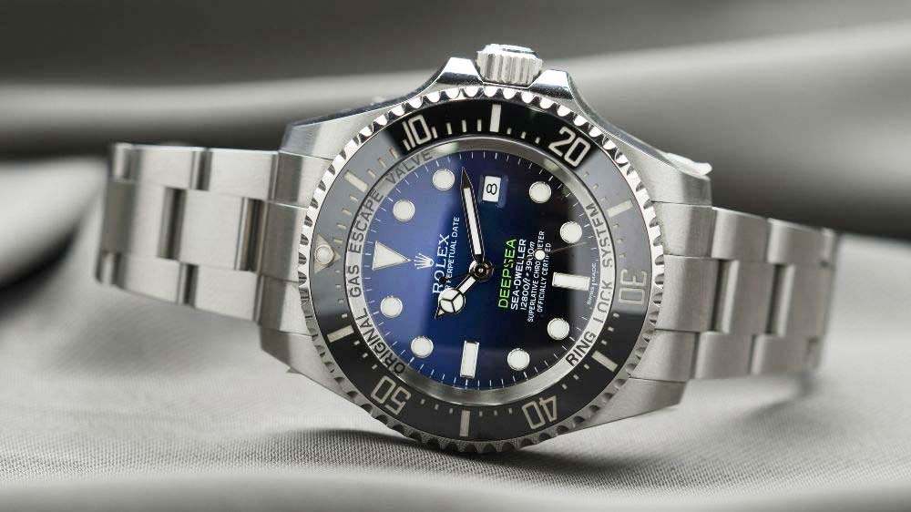 Where to buy a Rolex watch in Las Vegas.