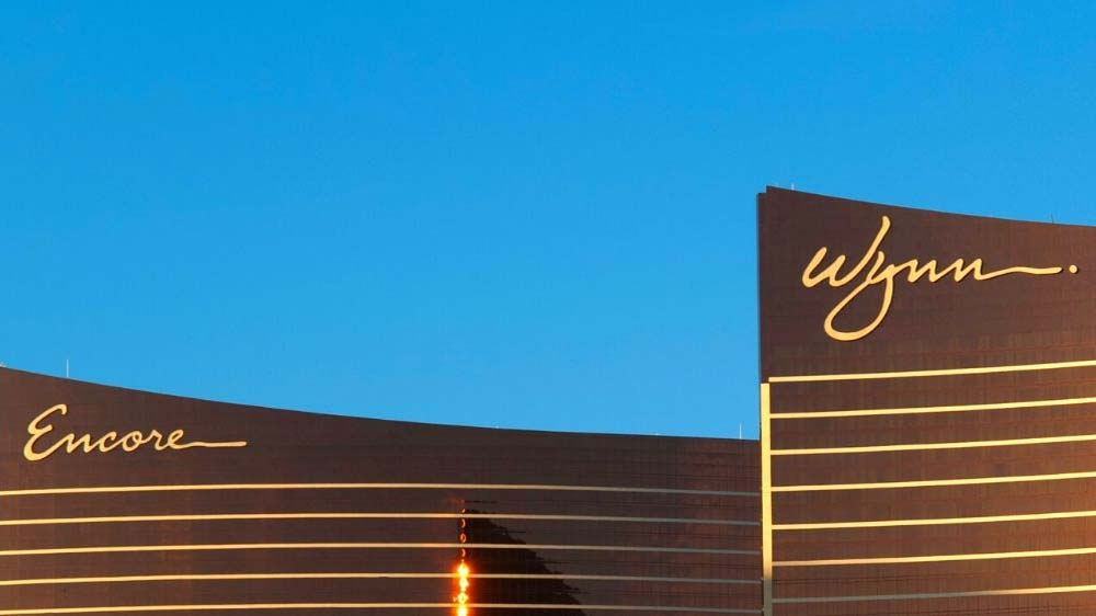 Free parking for guests at Wynn Las Vegas and Encore.